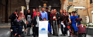 Kent Konseyi Engelli Meclisi Konya'yi Gezdi