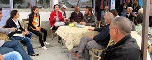 TEMA Akçasehir'de Çalismalarini Sürdürüyor