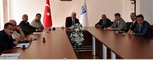 Acil Çagri Hizmetleri Il Koordinasyon Komisyon Toplantisi...