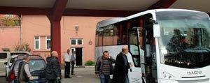 Karaman'daki Madencileri Soma'ya Giden Ekip Kurtaracak...
