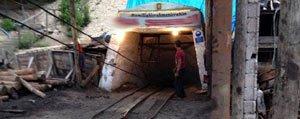 Karaman'da 18 Isçi Madende Mahsur