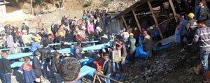 Karaman'daki Maden Ocaginda Afad Koordinasyonuna...