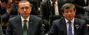 Cumhurbaskani Erdogan Ve Basbakan Davutoglu Karaman`a...