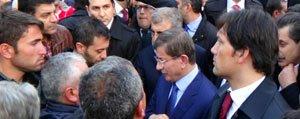 """Basbakan Davutoglu: """"Bizzat Bu Isin Takipçisi Ben..."""