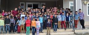 Istanbul'dan Karaman'a Sefkat Eli