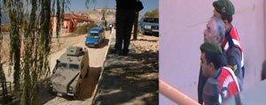Maden Kazasi Süphelisi 8 Kisi Ermenek Adliyesi'nde...