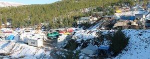 Madende Mahsur Kalan 8 Isçiyi Arama Çalismalari...