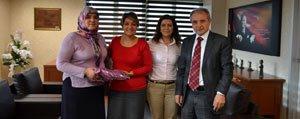 Karaman SGK'da Dünya Engelliler Günü Kutlamasi...