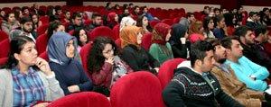 KMÜ'de 'Yol' Filmi Gösterildi