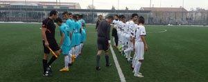 Gençler Futbol'da Yari Final Heyecani