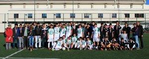 Futbol Genç Erkekler Il Birinciligi Sona Erdi