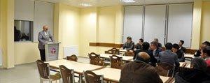 Sariveliler Belediyesi'nde Yilin Son Personel Toplantisi...