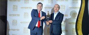 Bakan Elvan'a Intermed Dernegi'nden Onur Ödülü...