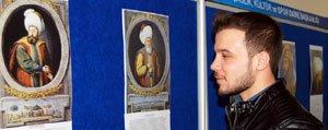 KMÜ'de Türk Büyükleri Sergiyle Anildi