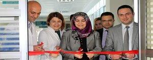 Kemoterapi Ünitesi Yeni Yila Hazir