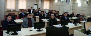 Il Genel Meclisi 2015 Ilk Toplantisini Yapti