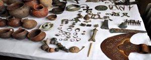 Karaman`da 651 Parça Tarihi Eser Ele Geçirildi