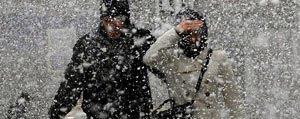 Meteoroloji'den Kuvvetli Kar Uyarisi