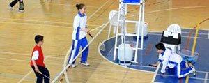 Okullar Arasi Küçükler Badminton Sampiyonasi Sona...