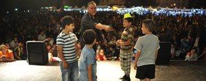 Illüzyon Gösterisi Çocuklari Büyüledi