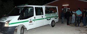 Ermenek'te Öldürülen 5 Kisinin Cenazesi Adli...