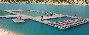 Ermenek'e Yüzen Havuz