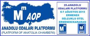 20.Anadolu Odalari Platformu Ermenek`te Toplaniyor