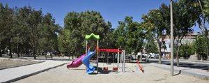 Park Düzenleme Çalismalari Devam Ediyor