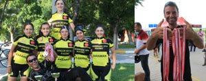 Ünlü, Bayan Bisiklet Milli Takim Antrenörlügüne...