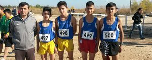 Karamanli Atletler Sampiyonluga Kosuyor