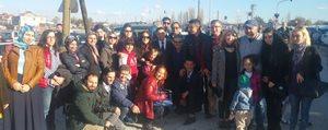 KARDOF Üyeleri Konya'yi Gezdi