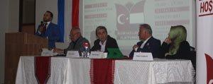 Türk Toplumunun Dünü, Bugünü Ve Gelecegi Tartisildi