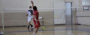 Okullar Arasi Gençler Badminton Müsabakalari Sona...