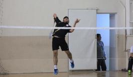 19 Yaş Altı Ferdi Badminton Müsabakaları Sona...