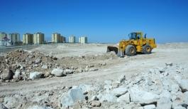 Karaman'da 3 Bin Kişilik Spor Salonunun Yapımı...