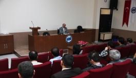 KMÜ'de 'Akıl Ve Heva' Kavramları Konuşuldu