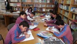 Kütüphaneler Haftası Etkinlikleri Başlıyor
