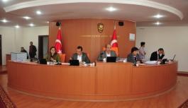 Belediye Meclisinde Başkan Vekili Ve Üyeler Belirlendi