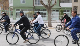 Bisikletlerinizi Hazırlayın Şenlik Var