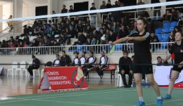 Karaman'da Badminton Coşkusu Yaşanacak