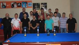 Gençlik Kupası Bilardo Müsabakaları Sona Erdi