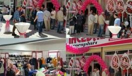 İncedal Mağazaları Açıldı