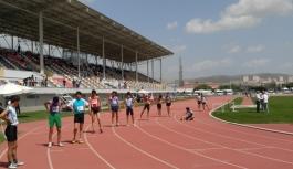 Karaman Atletizm Takımı Türkiye Beşincisi Oldu