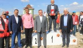 Karaman'da Avcıbaşı Atilla Şahin Oldu