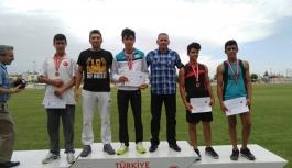 Karamanlı Atletler Boş Dönmüyor