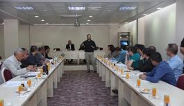KMÜ'de Bilgi Güvenliği Yönetim Sistemi Eğitimi...
