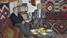 MEVKA Genel Sekreteri Akman'dan KGRT'ye Ziyaret