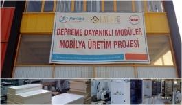 MEVKA'dan Mobilya Sektörüne Destek