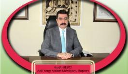 Ağır Ceza Mahkemesi Başkanı Gezici, Konya'ya...
