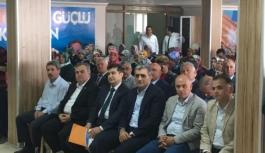 Ak Parti, Tam Kadro İl Danışma Meclisi Toplantısı...